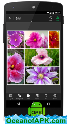 Photo grid video pic collage maker editor apk download