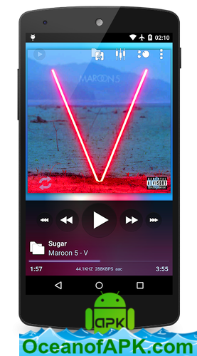 Poweramp Music Player v3-build-826 [Patched] APK Free Download