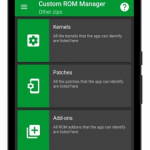 [ROOT] Custom ROM Manager (Pro) v5.5.2.4 [Patched] APK Free Download