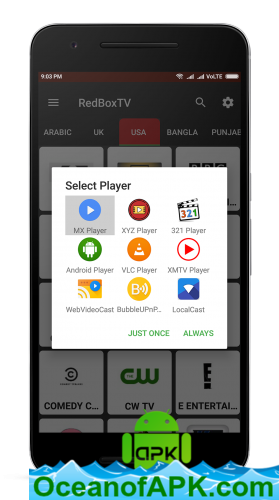 RedBox TV v1 3 [Mod] APK Free Download