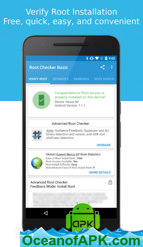 Root Checker v6 2 9 [Pro] APK Free Download