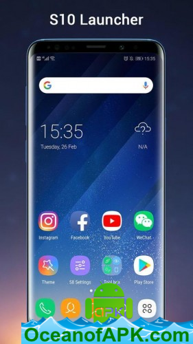 SO S10 Launcher for Galaxy S, S10/S9/S8 Theme v5 5 [Pro] APK Free