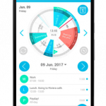 Sectograph. Planner & Time manager on clock widget v5.10.2 [Pro] APK Free Download