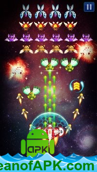 Space Shooter : Galaxy Attack v1 313 (Mod Money) APK Free