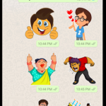 StickoText Pro – AD FREE Stickers v sgn_paid_107 APK Free Download