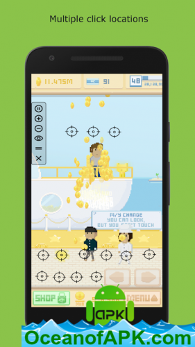 Tapping - Auto Clicker v1 3 2 3 [Pro] APK Free Download