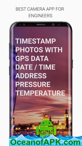 Timestamp - GPS Field Camera for Engineering v1 12 APK Free