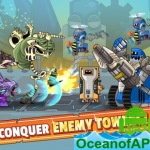 Tower Conquest v22.00.49g (Mod Money) APK Free Download
