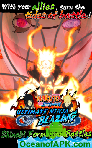 Ultimate Ninja Blazing v2 15 0 (Mod) APK Free Download