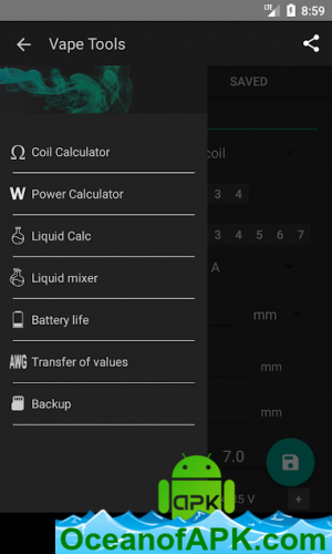 Vape Tools Box [for true Geeks] v3 4 [Paid] APK Free Download