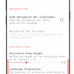Vivid Navigation Gestures v2.0.8 [Paid] APK Free Download