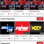 WWE Raw and Smackdown Videos v2.0 [ad-free] APK Free Download