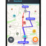 Waze – GPS, Maps, Traffic Alerts & Live Navigation v4.50.1.1 [Final] APK Free Download