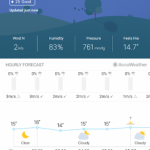 Weather Mate (Weather M8) v1.4.1 [Ad Free] APK Free Download
