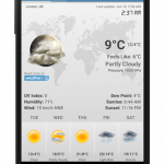 Weather & Clock Widget Android v6.0.0.0 [AdFree] APK Free Download