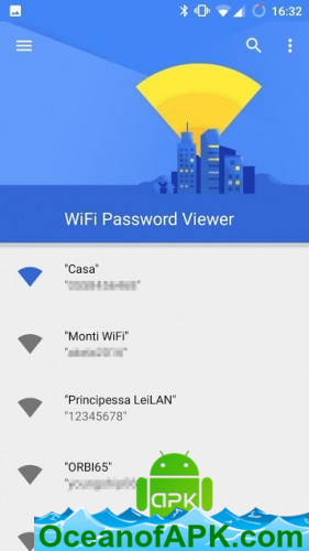 WiFi Password Viewer [ROOT] v1 0 [Pro] APK Free Download