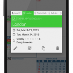 aCalendar+ Calendar & Tasks v2.1.1 [Final] [Paid] APK Free Download