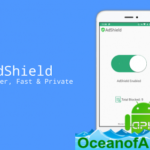AdShield: Ad Blocker, Fast & Private v4.6.5 [Paid] APK Free Download
