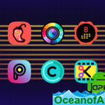 Atomic – Dark Wave Icons v3.1 [Patched] APK Free Download