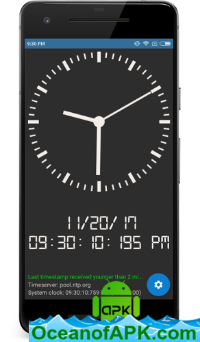 AtomicClock — NTP Time v1.6.3 Pro APK Free Download