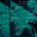 Avee Music Player New v1.0 [Paid] APK Free Download