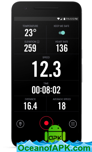 Bike Computer - Your Personal Cycling Tracker v1 7 8 9 [Premium] APK