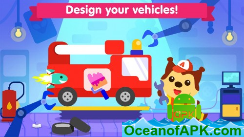 Car Game For Toddlers Kids Racing Cars Games V1 2 0 Unlocked Apk