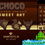 Chocolate Icon Pack v1.7 APK Free Download