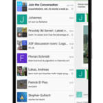 Conversations (Jabber XMPP) v2.5.2+pcr [Final] [Paid] APK Free Download