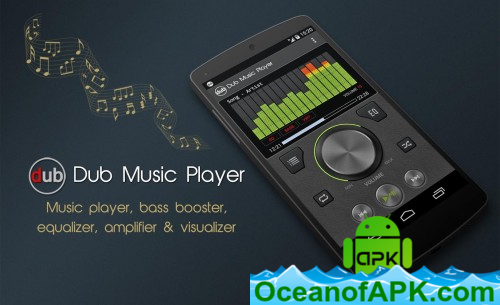 Dub Music Player + Equalizer v4 1 [Ad-Free + Unlocked] APK Free Download