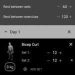 Dumbbell Home Workout v1.04 [Unlocked] APK Free Download