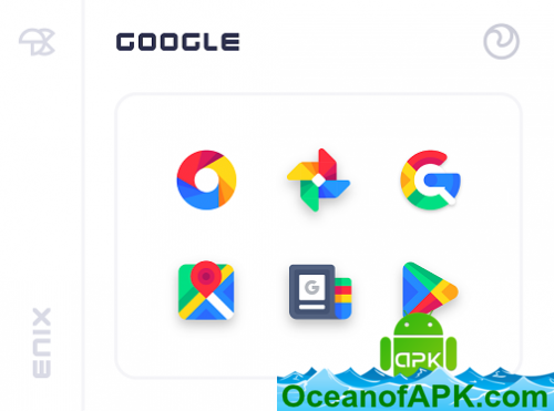 ENIX - Icon Pack v2 0 [Patched] APK Free Download