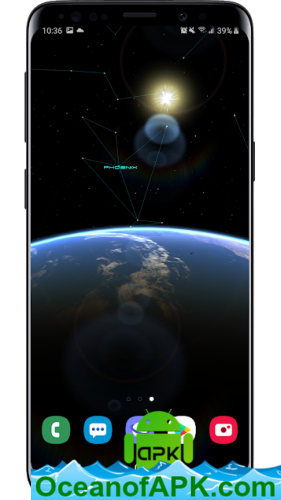 Earth u0026 Moon Parallax 3D Live Live Wallpaper v0.8 [Paid] APK Free