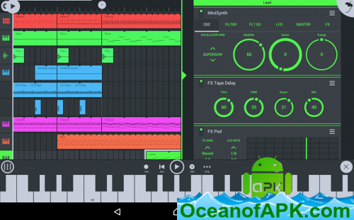 FL Studio Mobile v3 2 23 [Patched] APK Free Download