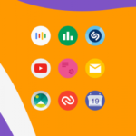 FlatDroid – Icon Pack v15.4 [Patched] APK Free Download