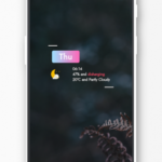 Fuchsia KWGT – Gradient Based Widgets v3.9 [Paid] APK Free Download
