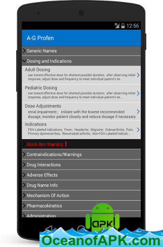 IBM Micromedex Drug Ref v2 0 [Subscribed] APK Free Download