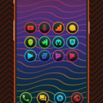 Lux Dark – Icon Pack v3.7 [Patched] APK Free Download