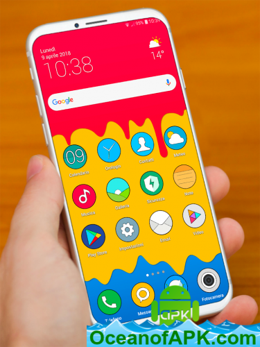 MIUI CIRCLE - ICON PACK v3 8 [Patched] APK Free Download