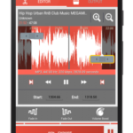 MP3 Cutter Ringtone Maker PRO v4.5 APK Free Download