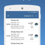 MeteoScope – Accurate forecast v2.1.2 [Premium] APK Free Download