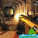 Modern Combat 5: eSports FPS v3.8.1a (God Mode) APK Free Download