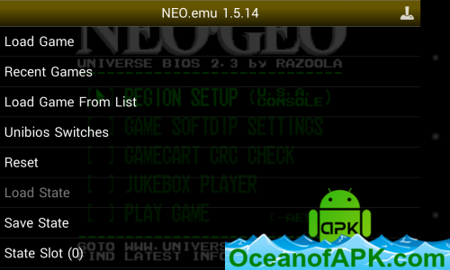 NEO emu v1 5 34 APK Free Download