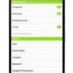 Our Groceries Shopping List v3.2.4 [Premium] APK Free Download