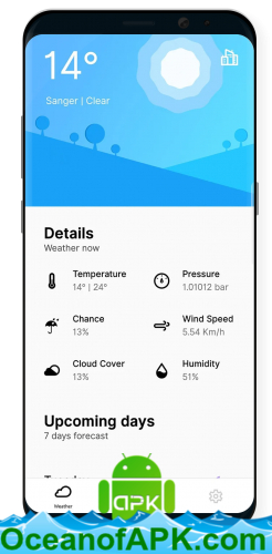 Overdrop Weather — Animated Forecast & Widgets v1 1 9 [Final