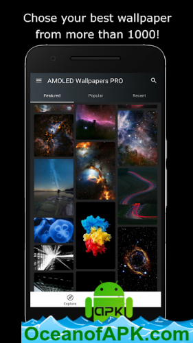 PREMIUM AMOLED 4K & HD Wallpapers Collection v1 0 0 [Paid] APK Free