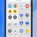 Super P Launcher for Android P 9 0 launcher, theme v3 9 1 [Prime