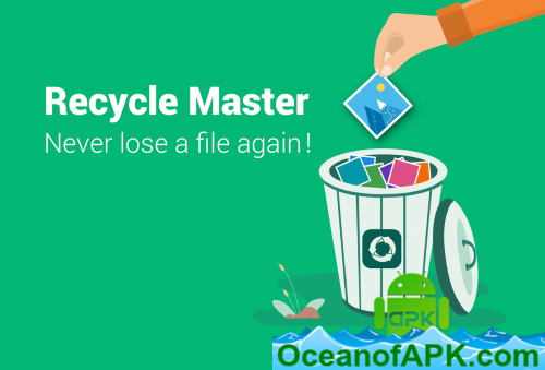 Recycle Master-Recycle Bin, File Recovery v1 6 9 [AdFree