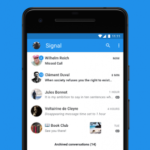 Signal Private Messenger v4.40.4 APK Free Download