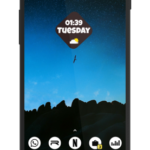 Slick for KWGT v1.7 [Paid] APK Free Download